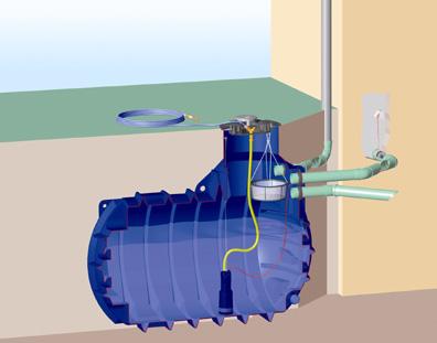 branchement cuve eau de pluie d shumidificateur lectrique efficace. Black Bedroom Furniture Sets. Home Design Ideas